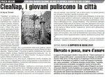 Anna Trieste per Il ROMA, 07/06/2011