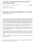 Marta Capuozzo per LEVANTE ONLINE, 20/06/2011