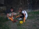 Due cuori e ..una piazza pulita! Martina & Giulio