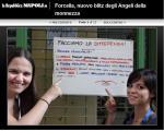 La Repubblica online, foto di R. Siano, 29.07.2011