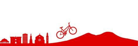 bici silhouette napolired