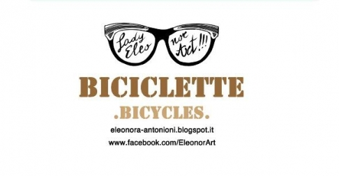 Bicycles. Contributo di Eleonora Antonioni